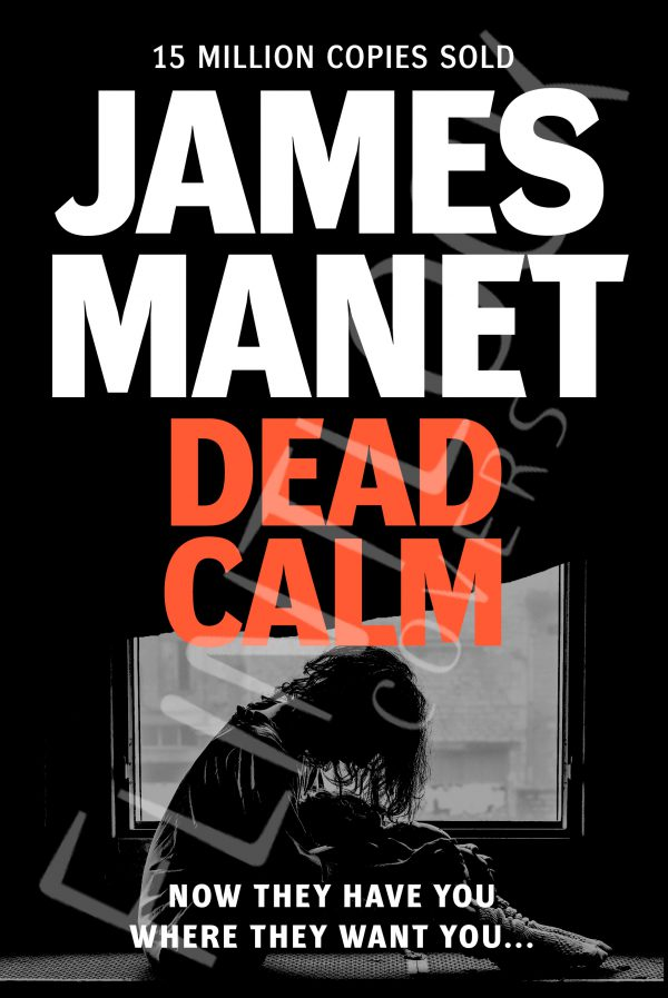 dead-calm Book Cover Designer