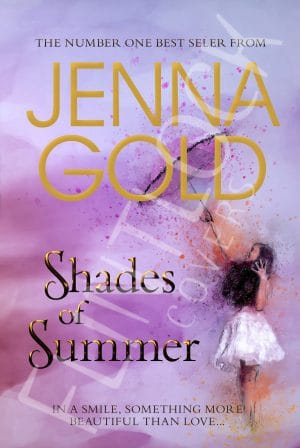 shades-summer Romance Book cover Design