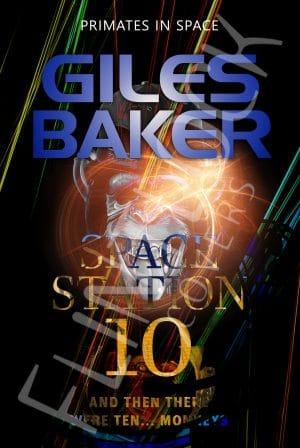 ss10 Scifi Science Fiction Book Cover Design