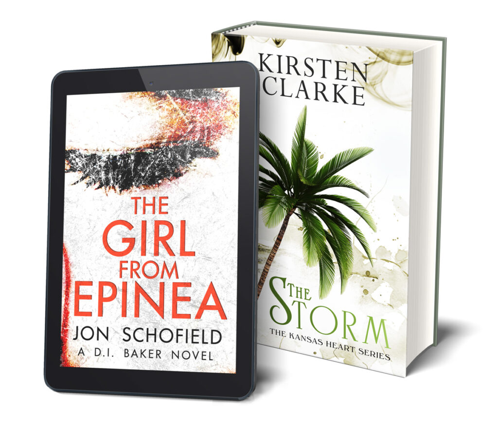 Book Cover Design and Book Formatting