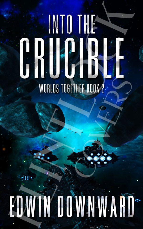 Scifi Book Cover Design